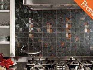 Rivestimento cucina ristrutturazione milano - Rivestimento cucina no piastrelle ...