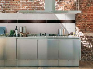 Rivestimento cucina ristrutturazione milano - Rivestimento cucina moderna ...