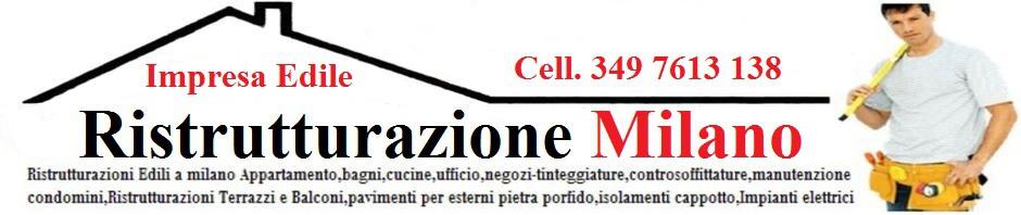 Ristrutturazione Milano | Ristrutturazione Appartamento bagni,cucine ...