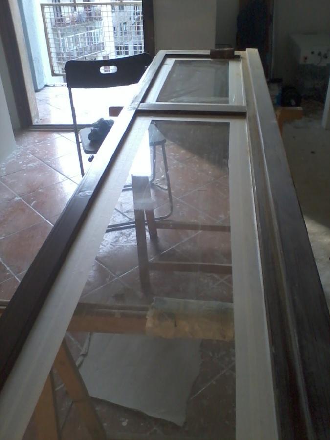 Rinnova le tue porte finestre laminato 12 ristrutturazione milano - Verniciatura finestre prezzi ...